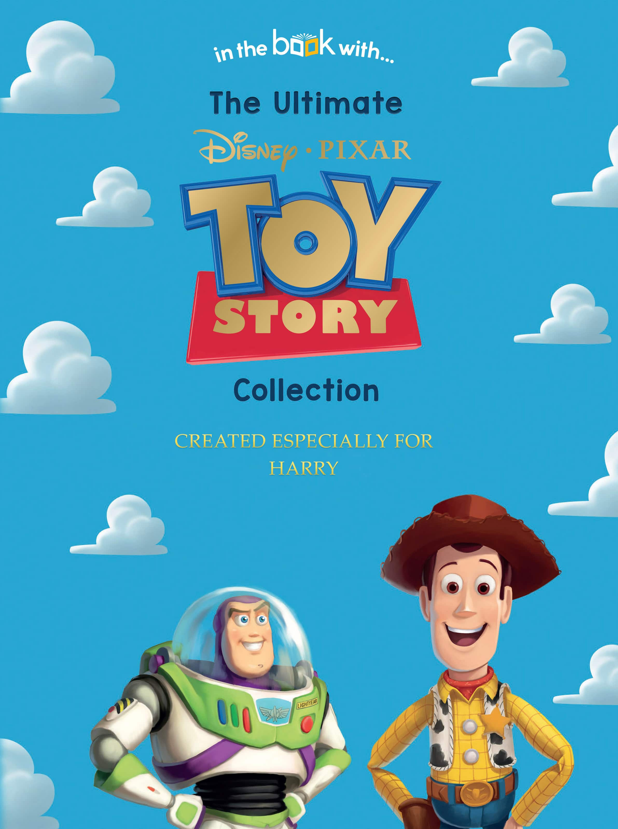 toy story ultimate collection cover