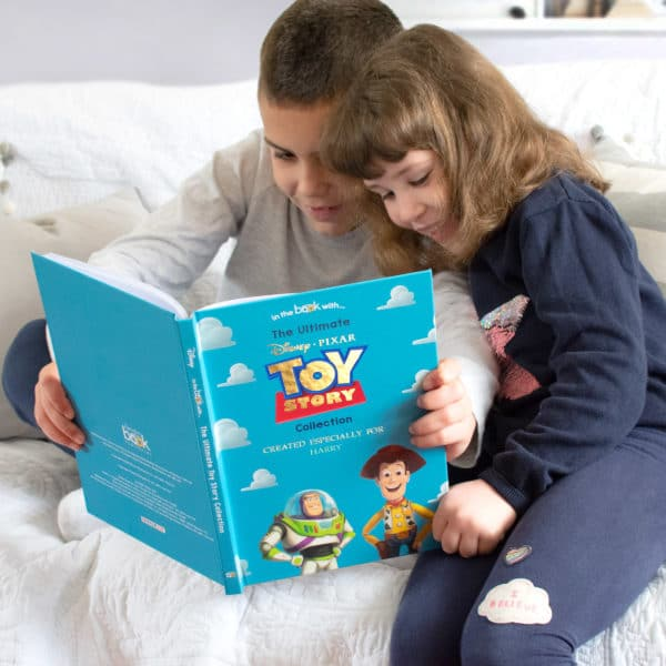 Personalized Disney Toy Story Collection book