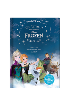Personalized Frozen Collection Book