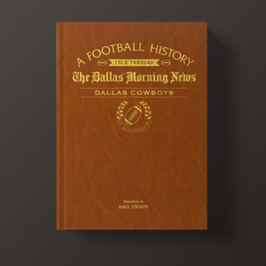 Personalized Sports History Books