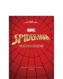 Personalized Spider-Man Collection Book