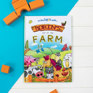 childrens farm book
