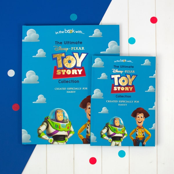 Personalized Toy Story Book Collection