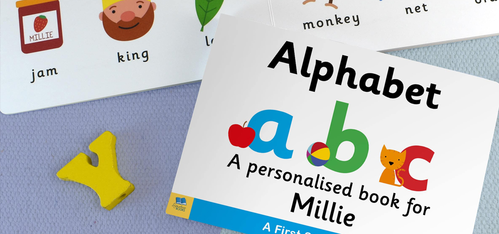 Personalized Board Book
