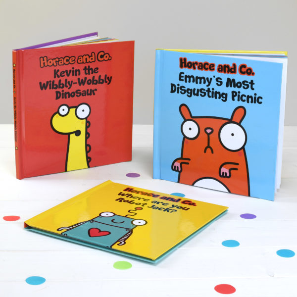 Flossy and Jim Books