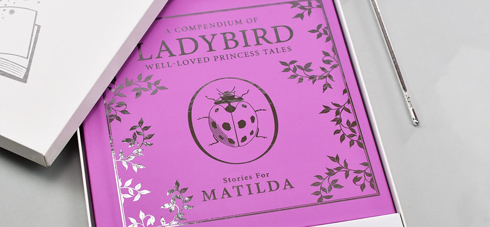 Personalized Ladybird Timeless Book