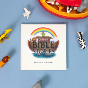 Personalized Bible Stories