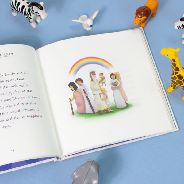 Bible Stories Book