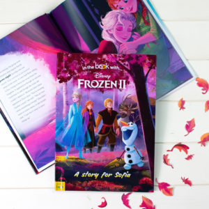 Personalized Frozen 2 Book