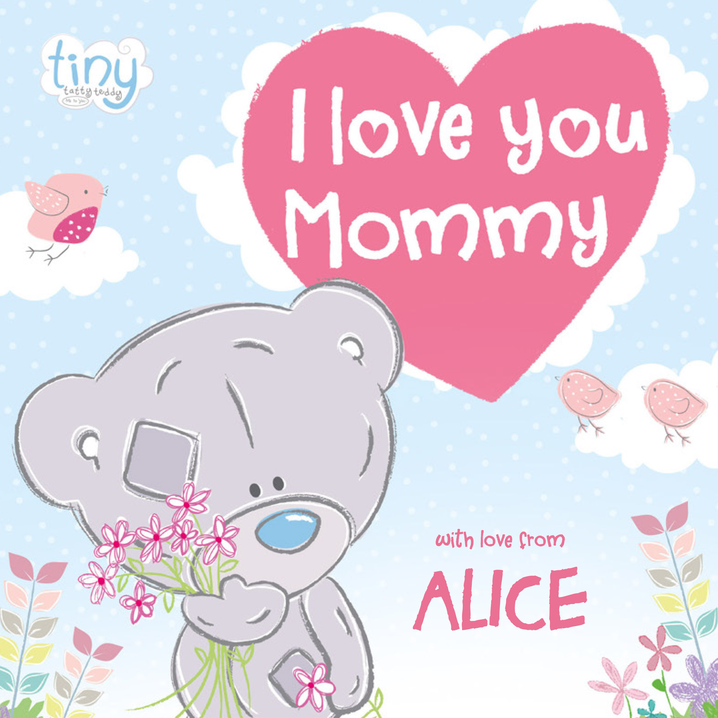 i lover you mommy