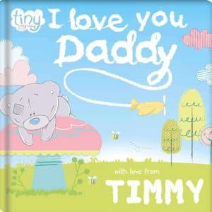 i love you daddy book