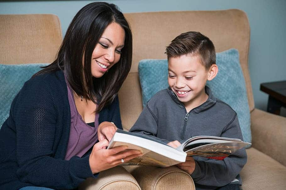 reading aloud improves school performance