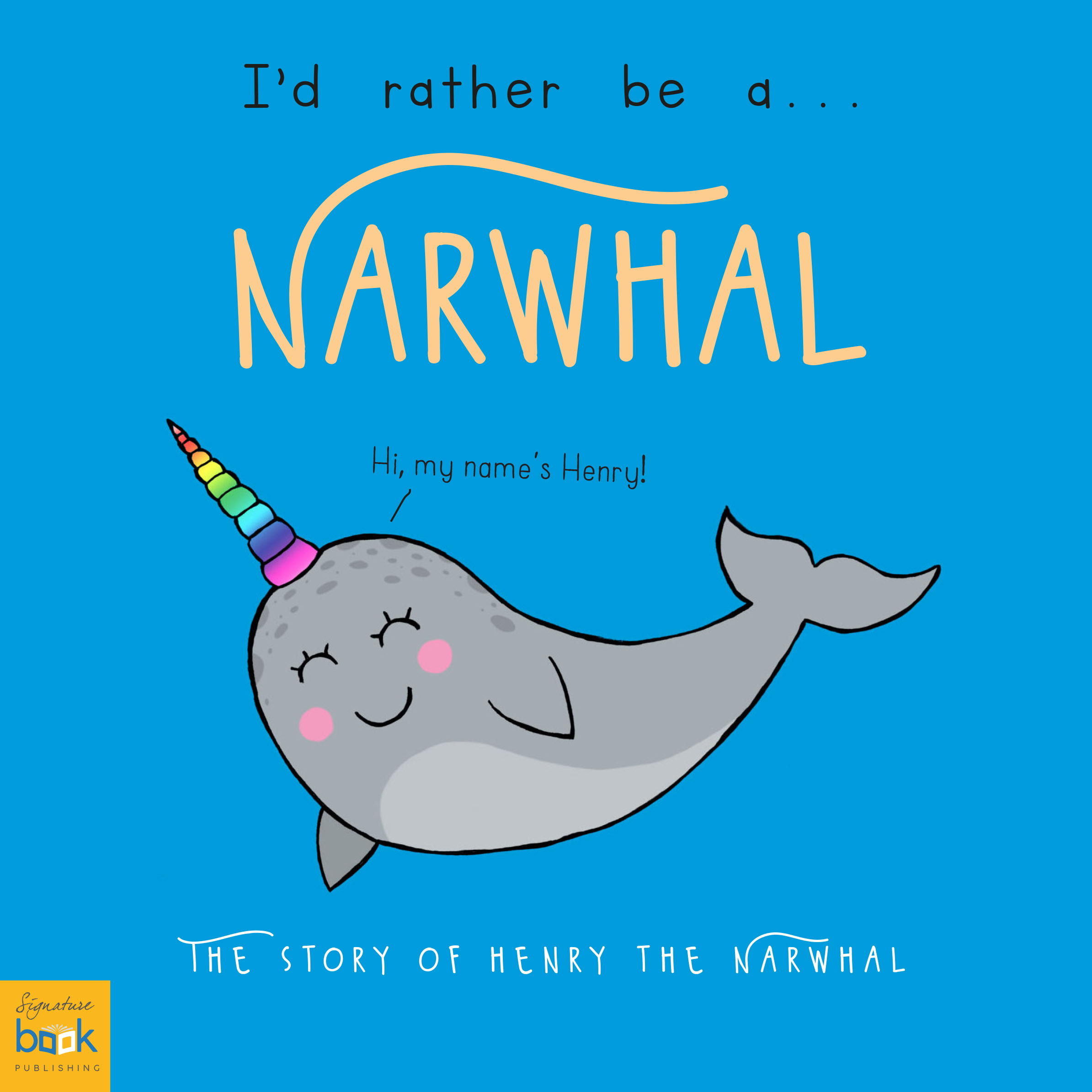 narwhal book