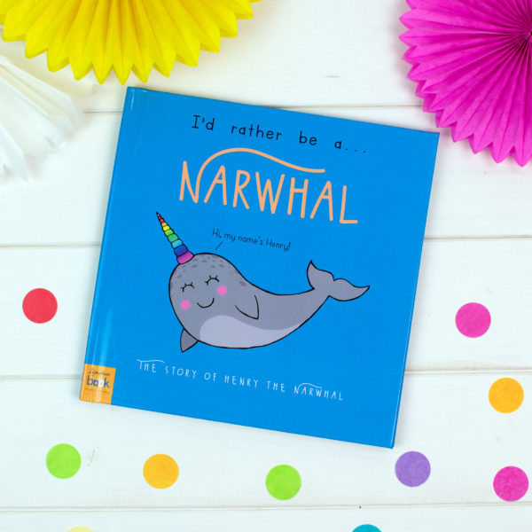 narwhal story book