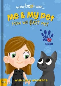 me and my pet cat book