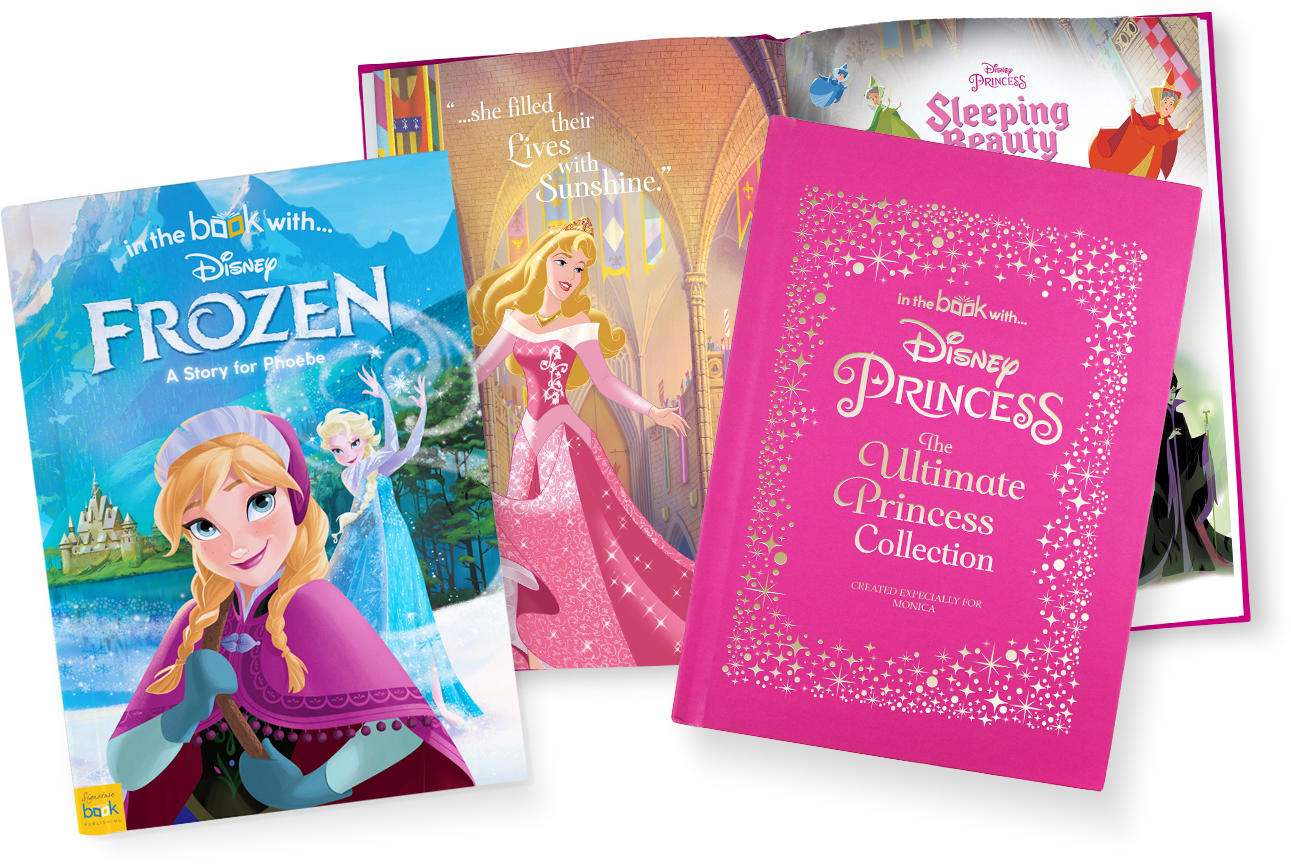 Personalized Disney Books