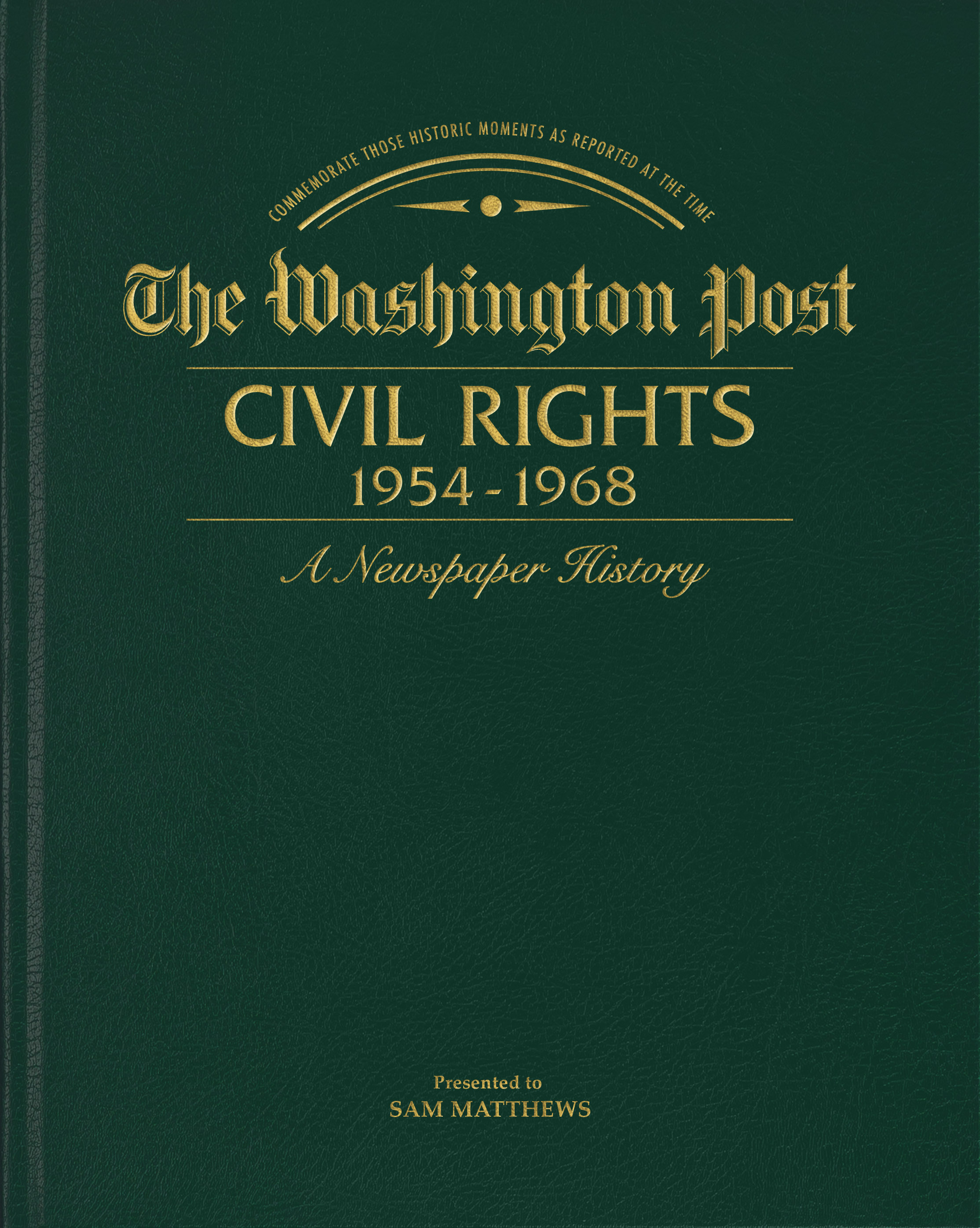 civil rights book