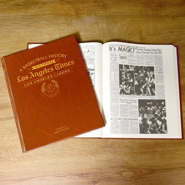 Lakers history book