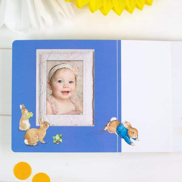 peter rabbit birthday book