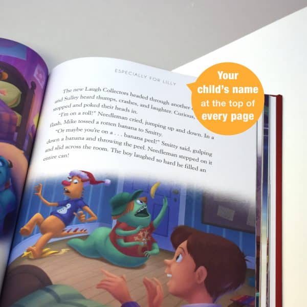 personalized disney collection book
