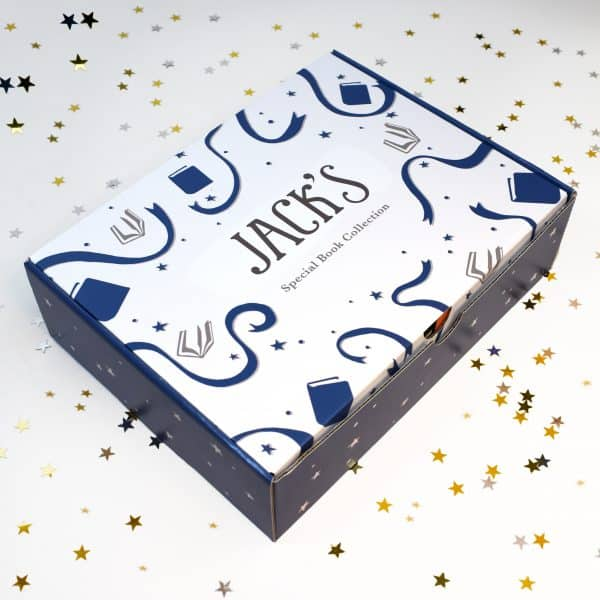 book box for boys