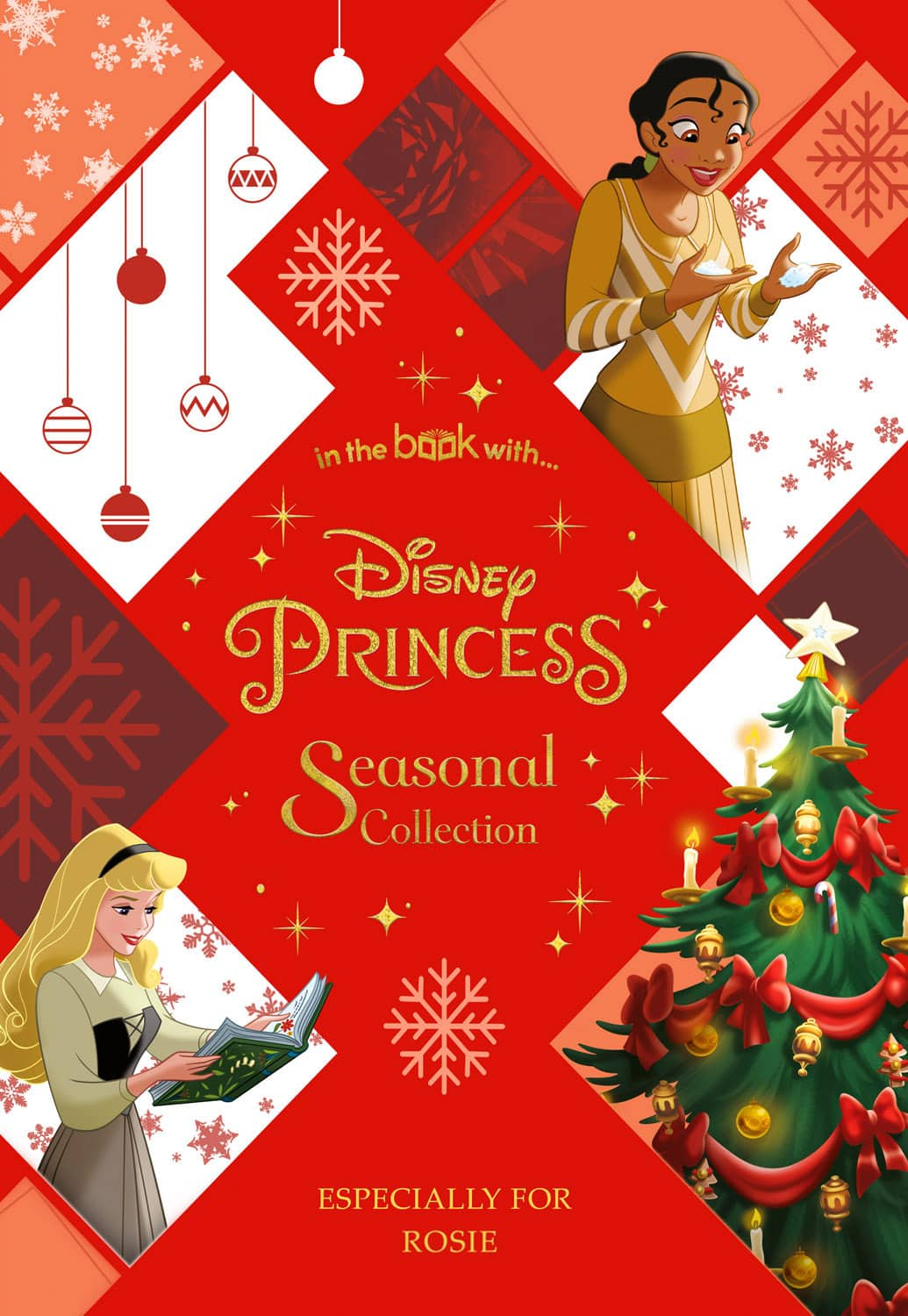 disney princess seasonal collection book