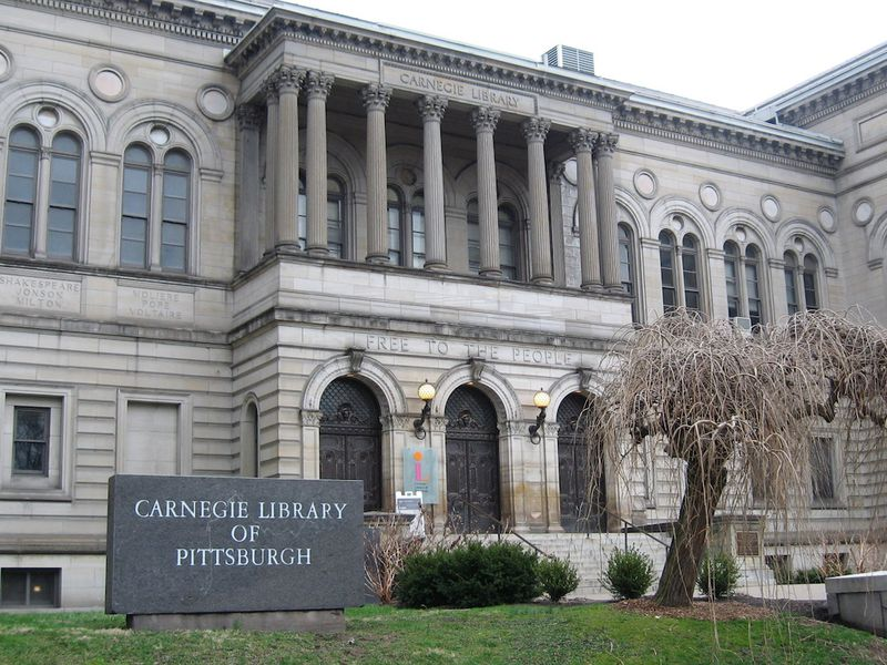 carnegie library pittsburgh