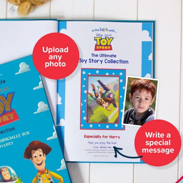 personalized toy story collection