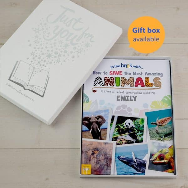 special animal book