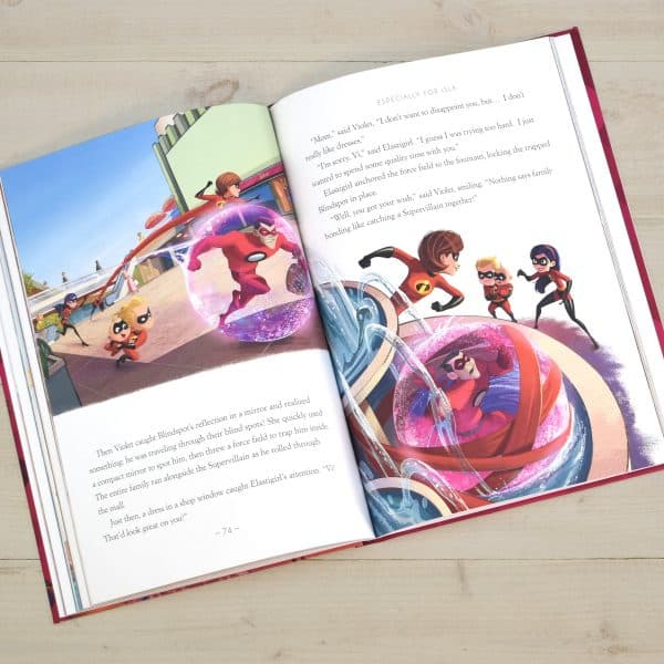 personalized girl power book