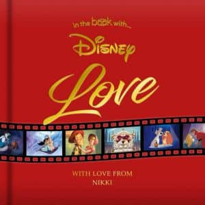 disney book about love