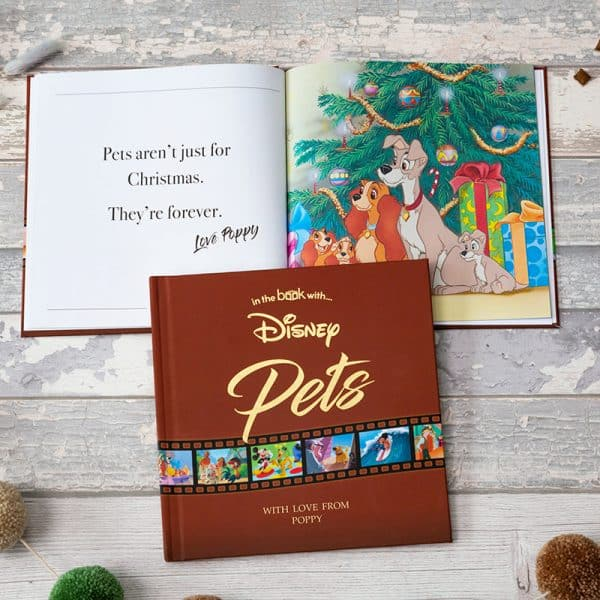 personalized disney pets book