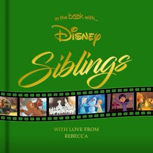 personalized book about siblings