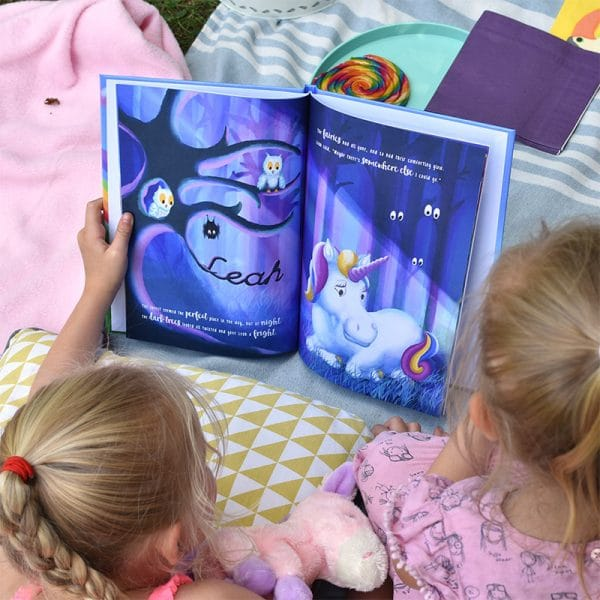 how to make a personalized children's book