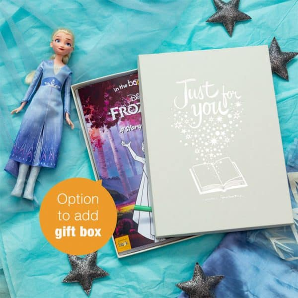 frozen 2 personalized coloring book