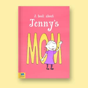 Personalized Books for Mom