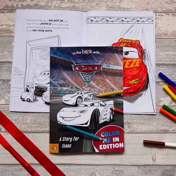 cars coloring book